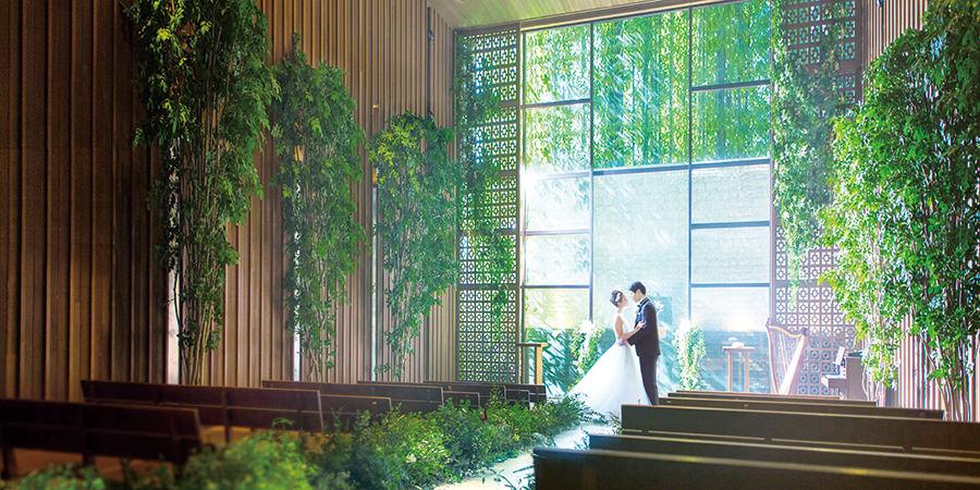 チャペル|福岡博多の結婚式場・ウェディング|ウィズザスタイルフクオカ