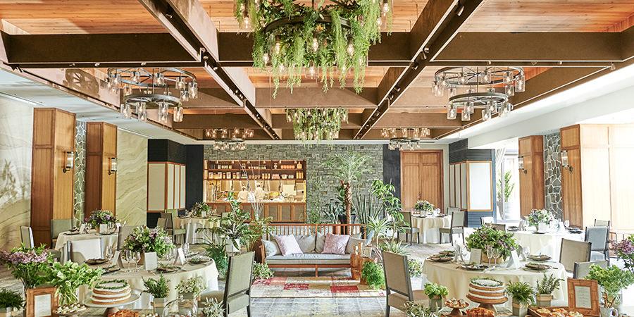 披露宴会場|福岡博多の結婚式場・ウェディング|ウィズザスタイルフクオカ